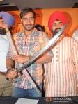 Ajay Devgn at Son Of Sardaar Press Conference Pic 8