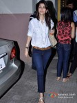 Akanksha Malhotra In Son Of Sardaar Special Screening at Ketnav