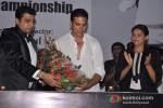 Akshay Kumar And Asin At 'Khiladi 786' Promotional event Pic 2