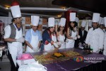 Aman Trikha, Yogesh Lakhani, Dolly Bindra, Nikita Rawal, Chandi Perera At Cake Mixing Event at Peninsula Grand Pic 2