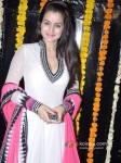 Ameesha Patel At Ekta Kapoor's Diwali Bash Pic 2