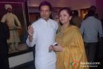 Amit Deshmukh And Kalpana Shah At Devangana Kumar's Exhibition