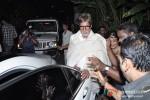 Amitabh Bachchan In Nandita Das' Play at Prithvi Theatre Pic 3