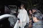Amitabh Bachchan In Nandita Das' Play at Prithvi Theatre Pic 1