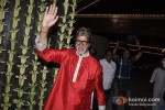 Amitabh Bachchan Wishes Happy Diwali To His Fans Pic 6