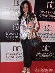 Amy Billimoria At Dwarkadas Chandumal Jewellery Store Launch