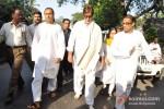 Anil Ambani And Amitabh Bachchan Pays Homage To Balasaheb Thackeray Pic 1