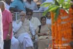 Anil Ambani, L.K.Advani, Amitabh Bachchan, Sushma Swaraj Pays Homage To Balasaheb Thackeray