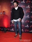 Anil Kapoor at the launch of Hindi version of '24' on Colors Pic 3