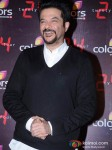 Anil Kapoor at the launch of Hindi version of '24' on Colors Pic 1