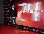 Anil Kapoor at the launch of Hindi version of '24' on Colors Pic 6