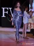 Anushka Ranjan Walks For Varuna D Jani At India Resort Fashion Week 2012 Pic 1