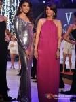 Anushka Ranjan Walks For Varuna D Jani At India Resort Fashion Week 2012 Pic 7