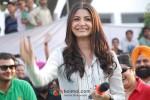 Anushka Sharma Promoting Jab Tak Hai Jaan Movie In Jalandhar