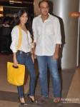 Sunita Gowariker And Ashutosh Gowariker At Premiere of Talaash Movie