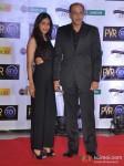 Ashutosh Gowariker And Sunita Gowariker At Skyfall Movie Premiere