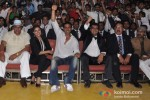 Asin And Akshay Kumar At 'Khiladi 786' Promotional event Pic 2