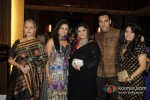Beena Banerjee, Rashmi Desai, Pragati Mehra, Chaitanya Chowdhury And Praneeta Sahu At Success Bash Of Television Show 'Uttaran'