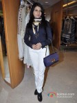 Bhagyashree At Kimaya's New Festivel Collection Launch Pic 2
