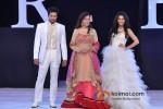 Bhoop Yaduvanshi, Zeenat Aman And Madhurima Tuli Walks for Riyaz Gangji at India Resort Fashion Week 2012 Pic 2