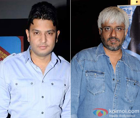 Bhushan Kumar and Vikram Bhatt