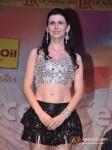 Claudia Ciesla Promoting Khiladi 786 Movie At Mithibai College
