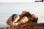 Deepika Padukone and Saif Ali Khan chilling by the pool side