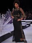 Krishika Lulla Walks The Ramp For Neeta Lulla At Blenders Pride Fashion Tour 2012 PIc 2