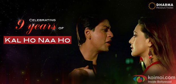 Dharma Productions Celebrating 9 years Of Kal Ho Naa Ho