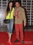 Divya Kumar And Bhushan Kumar At Premiere of Talaash Movie