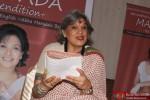 Dolly Thakore reading a poem from Abha Banerjee's Maryada