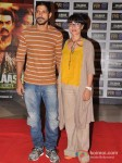 Farhan Akhtar And Adhuna Akhtar At Premiere of Talaash Movie
