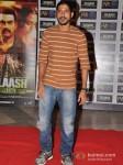 Farhan Akhtar At Premiere of Talaash Movie