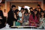 Gaurav Chopra, Vikas Bhalla, Tina Dutta, Rashmi Desai, Sparsh Khanchandani, Ishita Panchal At Success Bash Of Television Show 'Uttaran'