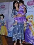 Gauri Pradhan And Katya At Graces The Launch Of 'Disney Princess Academy'