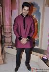 Gautam Gulati on the sets of Star Parivar