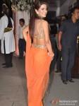 Geeta Basra Attend Rohit Shetty's Sister's Wedding Pic 2