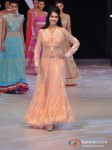 Genelia Deshmukh walks for Neeta Lulla at India Resort Fashion Week 2012 Pic 4