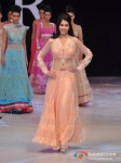 Genelia Deshmukh walks for Neeta Lulla at India Resort Fashion Week 2012 Pic 5