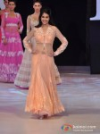 Genelia Deshmukh walks for Neeta Lulla at India Resort Fashion Week 2012 Pic 6