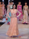 Genelia Deshmukh walks for Neeta Lulla at India Resort Fashion Week 2012 Pic 7