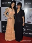 Genelia Deshmukh walks for Neeta Lulla at India Resort Fashion Week 2012 Pic 11