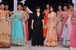 Genelia Deshmukh walks for Neeta Lulla at India Resort Fashion Week 2012 Pic 9