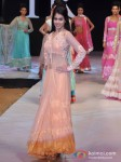 Genelia Deshmukh walks for Neeta Lulla at India Resort Fashion Week 2012 Pic 1