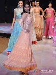 Genelia Deshmukh walks for Neeta Lulla at India Resort Fashion Week 2012 Pic 2