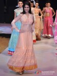 Genelia Deshmukh walks for Neeta Lulla at India Resort Fashion Week 2012 Pic 3