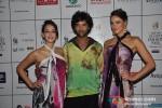 Hazel Keech And Purab Kohli Walk For Gogee Vasant At India Resort Fashion Week 2012 Pic 3