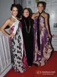 Hazel Keech Walk For Gogee Vasant At India Resort Fashion Week 2012 Pic 4