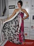 Hazel Keech Walk For Gogee Vasant At India Resort Fashion Week 2012 Pic 2
