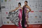 Hazel Keech Walk For Gogee Vasant At India Resort Fashion Week 2012 Pic 1